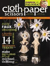 CLOTH PAPER SCISSORS September/ October 2010