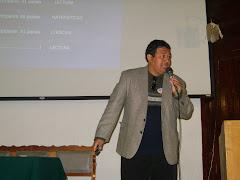 I Congreso Latinoamericano de Comprensión Lectora, Huancayo 2008