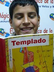 EL LIBRO DEL MES: Templado, de Jorge Eslava (Editorial Santillana)