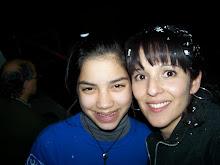 Cami y Lore!!!