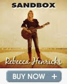 "Proceeds from Rebecca Henricks' new single release ""Sandbox"" to benefit VAC"