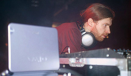 Richard James Aphex twin