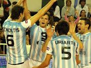 Selección Argentina de Voley: Se dio a conocer la lista de 22 Jugadores. arg cub