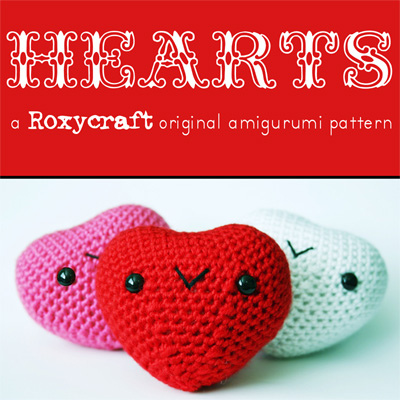 Amigurumi Heart : Anything Knitted and Crocheted: Some interesting #knit and ...