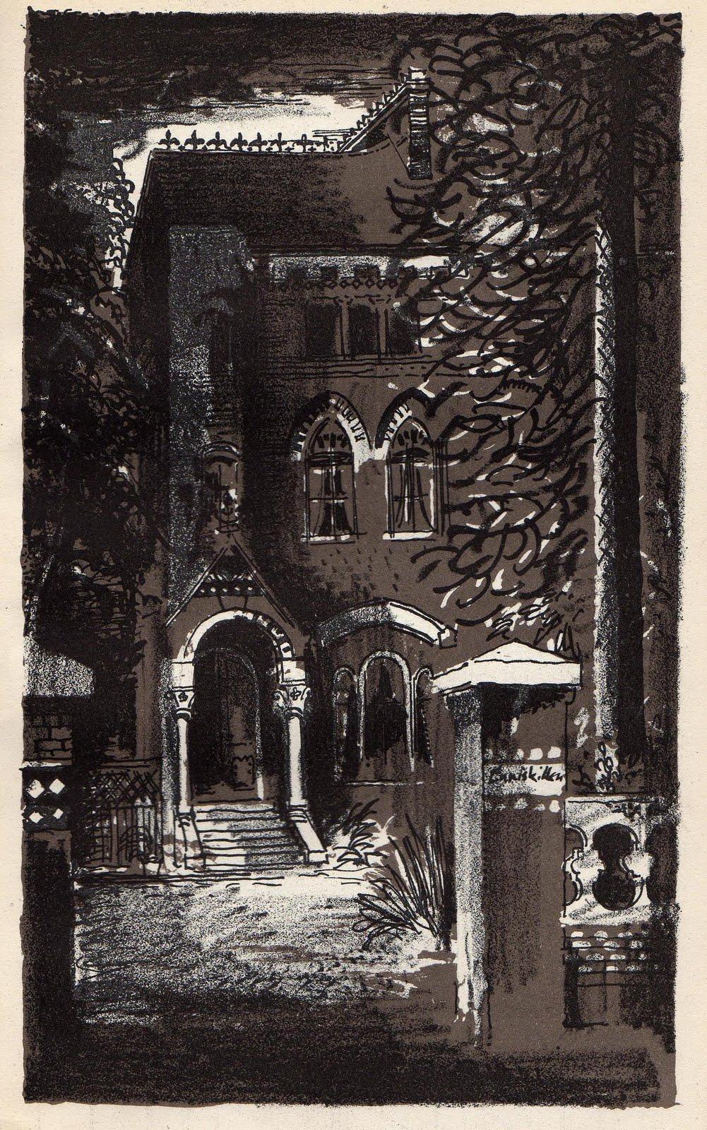 Castle howard john piper