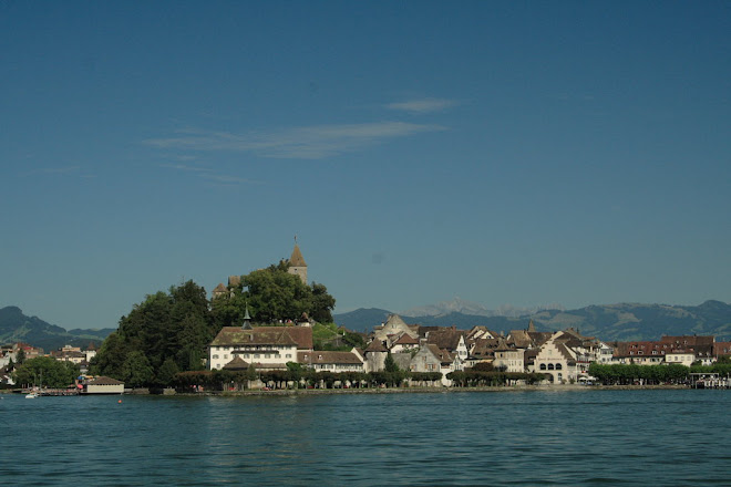 Lake of Zurich, Switzerland August 2007