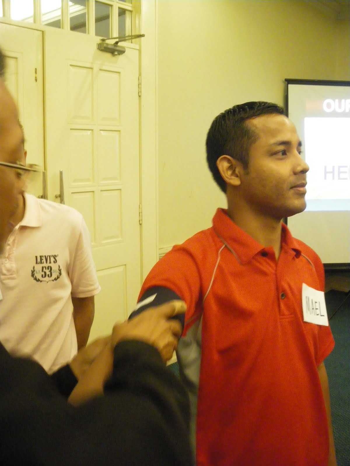 Team Building Trainer Malaysia