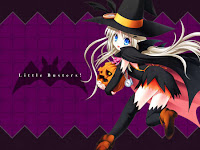 Anime Halloween Wallpaper