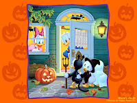 Disney Halloween Cartoon Wallpapers