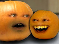 funny pumpkin face wallpaper