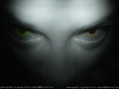 Download Devil Eyes Halloween Wallpaper