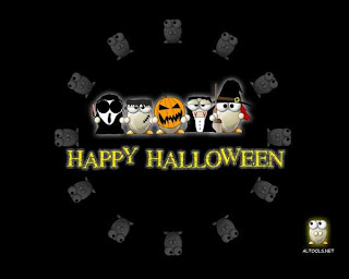 Download ALTools Halloween Wallpaper
