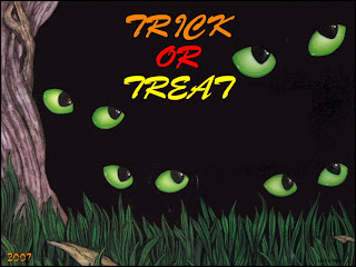 Trick Or Treat Wallpapers