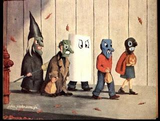 Trick Or Treat Halloween Wallpaper