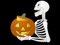 Free Halloween Skeleton Wallpapers