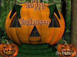 Animated Halloween Desktop Themes