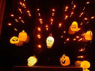 Halloween Lights Desktop Wallpapers