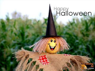 Halloween Holiday Theme Wallpaper