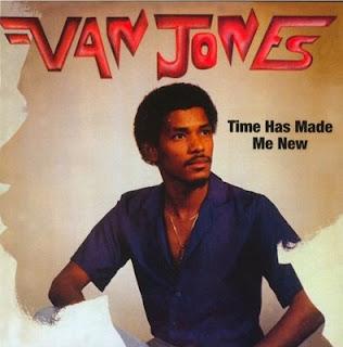 LP VAN JONES - time has made me new (1980) (only for enchange)