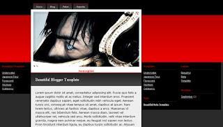 Neosapien Blogger Template