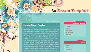 Dream Template For Blogger