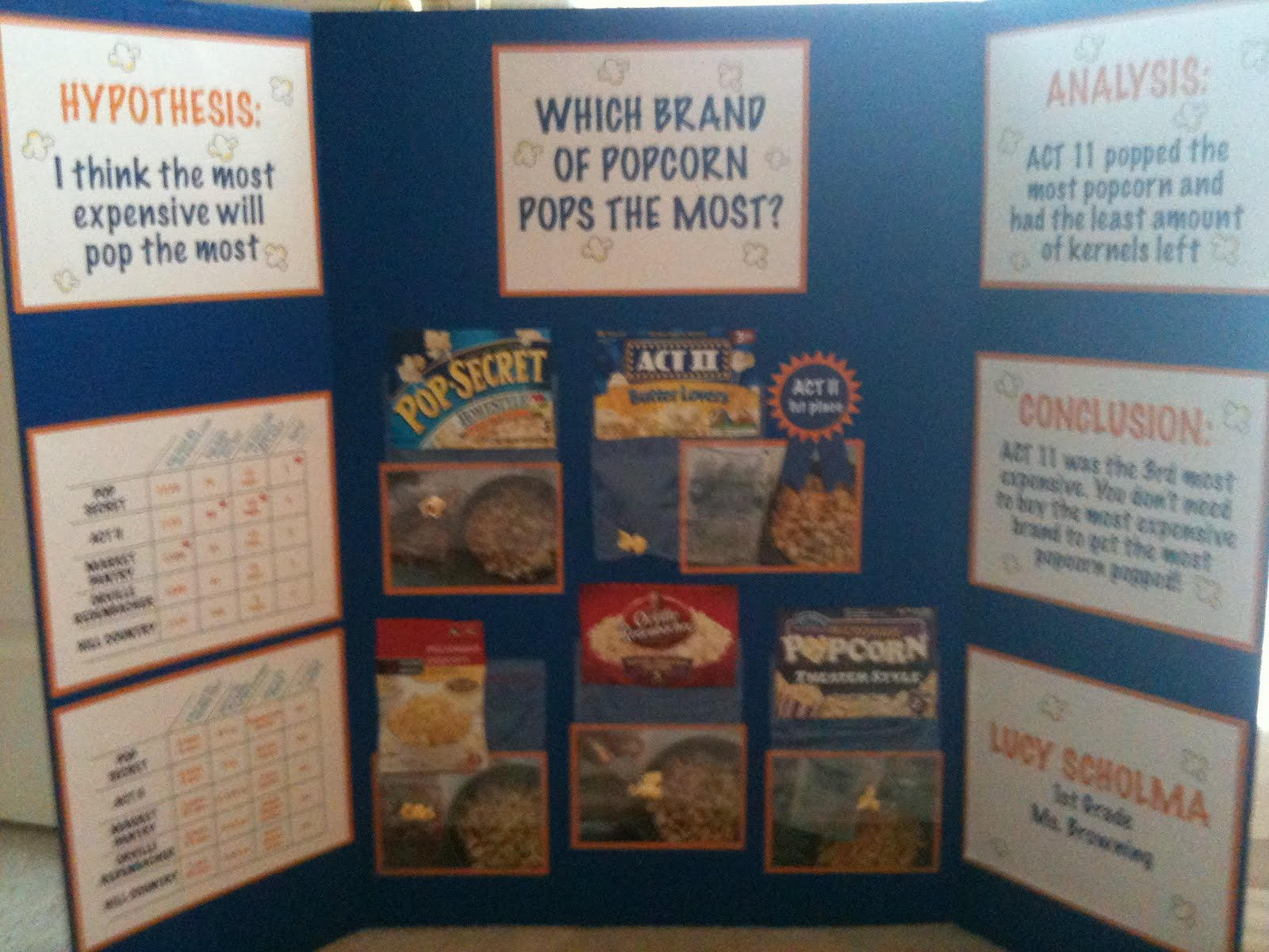 Science Fair Projects with Pop http://thescholmas.blogspot.com/2010/05/what-is-point.html