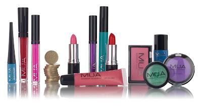 Superdrug MUA Makeup Range @ Makeup Savvy