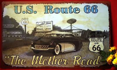 Ruta 66: la carretera madre