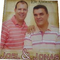 Joel e Jonas - Em Adoração (Voz e Playback) 2009