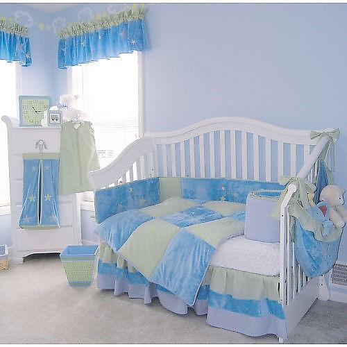 quartos de bebé este quarto de bebé em azul transmite graciosidade e