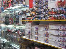 Gundam MG Kits