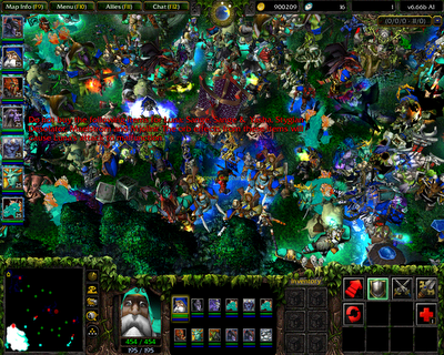 dota throne defance of the ancients dota 6 68 will get 5 6