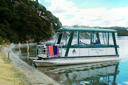 Click on picture for more information about Lake Tarawera boat.