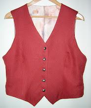 EXTRA  - New Look 6943 Waistcoat