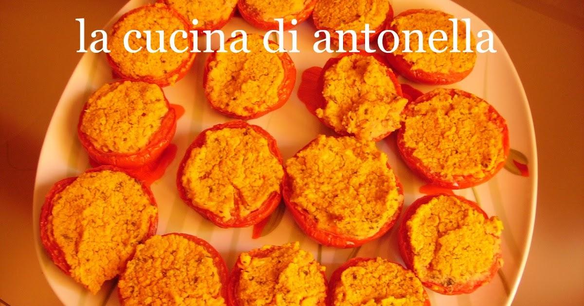 La cucina di antonella pomodori al forno - La cucina di antonella ...