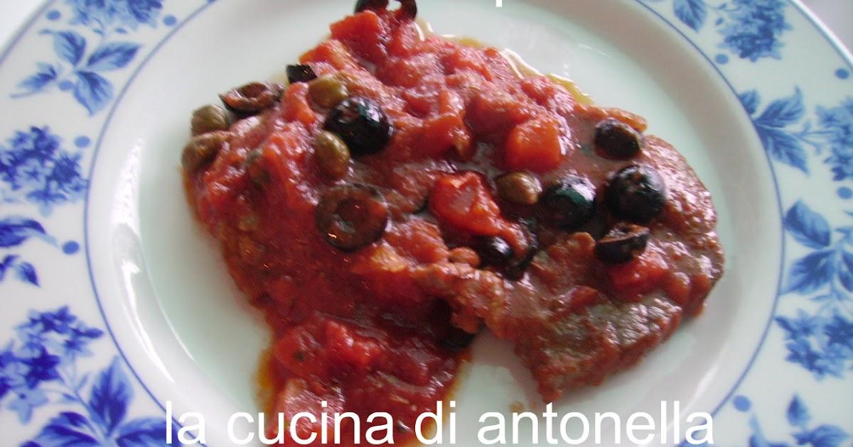 La cucina di antonella bistecche alla pizzaiola - La cucina di antonella ...