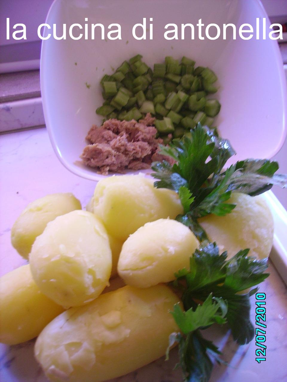 Insalata di tonno da la cucina di antonella su akkiapparicette - La cucina di antonella ...