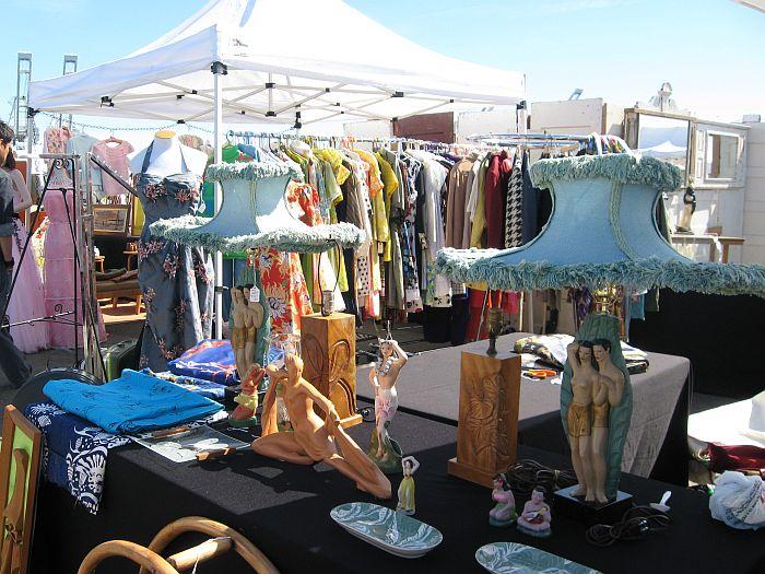 Glamoursplash a sunday at the alameda flea market some for Fishing flea market near me