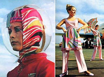 1960fashion   on Glamoursplash  1960 S Fashion Rules In The Sky