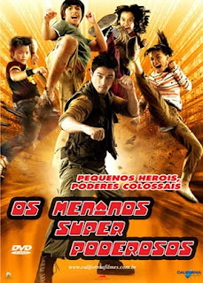 Filme Poster Os Meninos Super Poderosos DVDRip XviD-3LT0N Dual Áudio