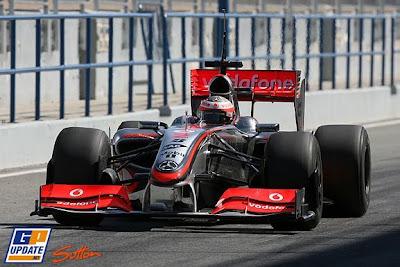 F1 2009: McLaren - preview