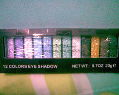 MAC-12Color Eyeshadow