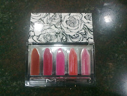 MAC-Pocket 5Color Lipgloss