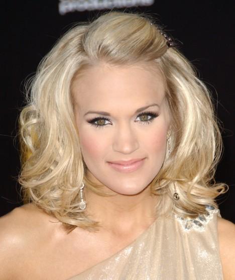 Carrie Underwood Makeup A Peek Inside C...