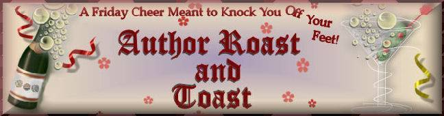 Author Roast & Toast