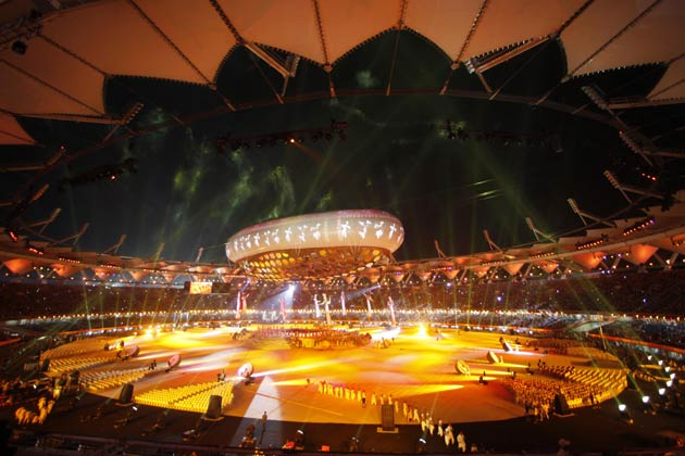 Delhi 2010 CWG Opening Ceremony Pictures Download