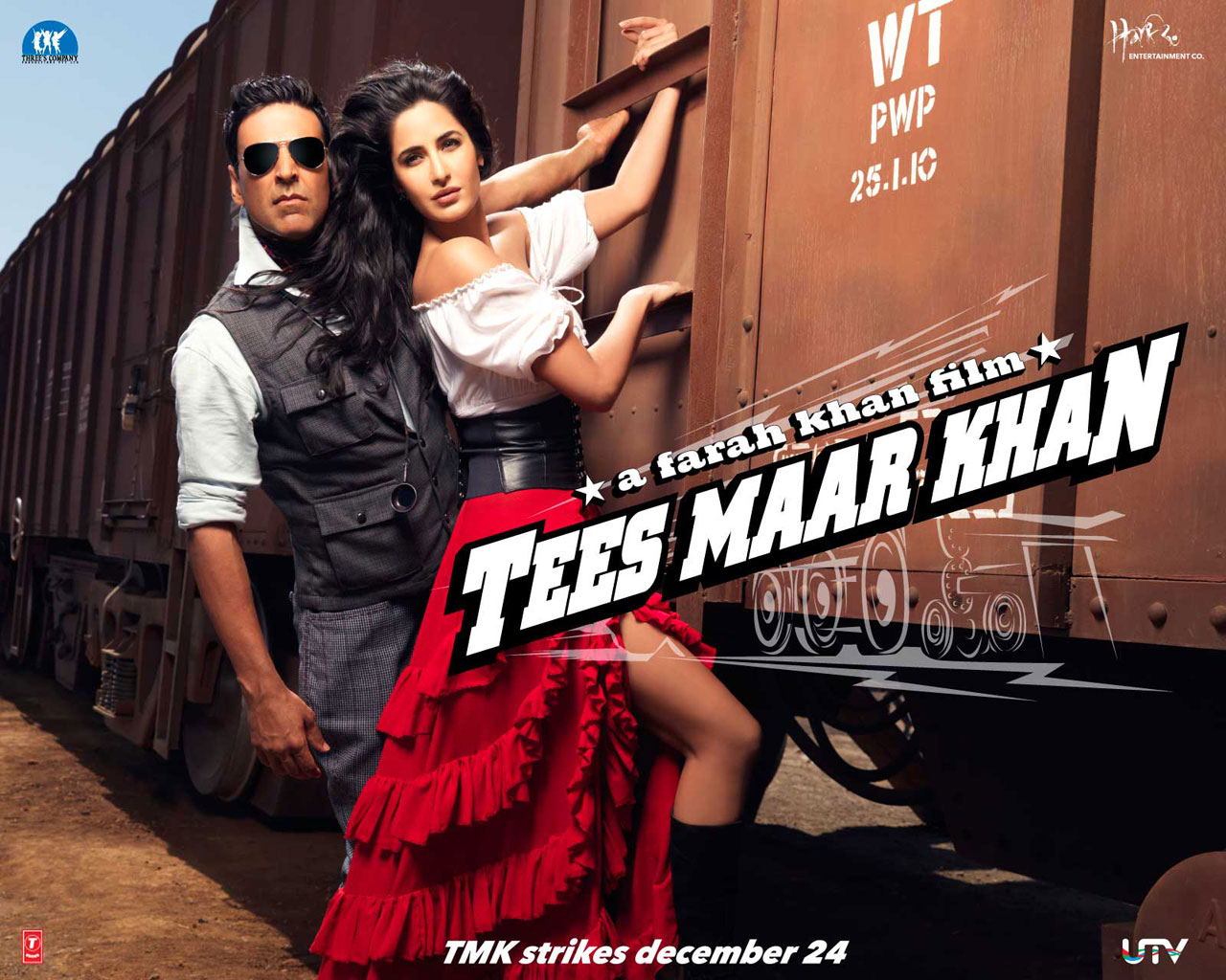 Katrina Kaif Tees+Maar+Khan+Wallpapers00011