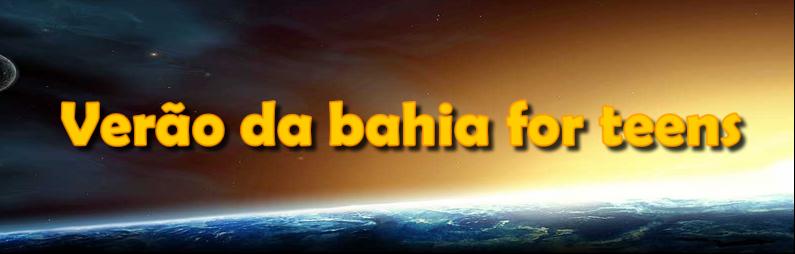 Verão da Bahia