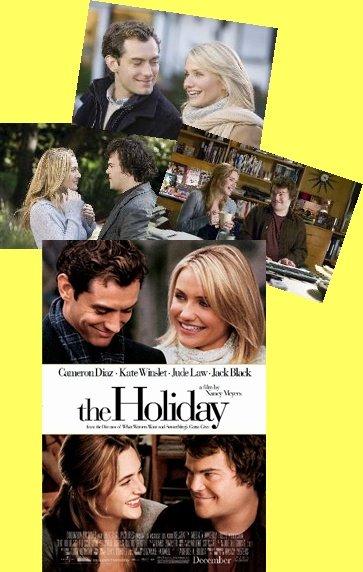 FILME: O amor não tira férias