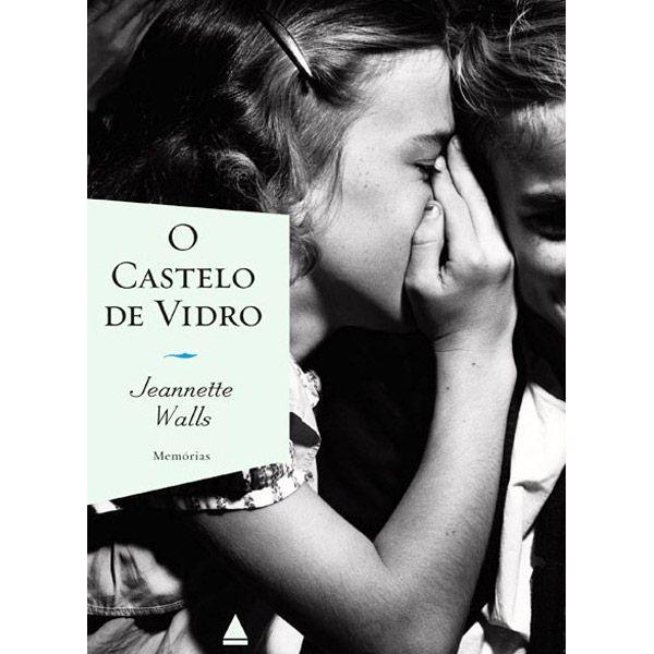 O Castelo de Vidro - livro de Jeannette